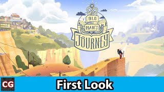 Indie Game First Look: Old Man's Journey | Beautiful, Introspective & Lovely