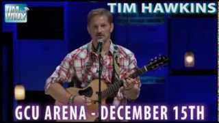 "TIM HAWKINS ""MARRIED FOR 20 YEARS & THE YOGA PANTS SONG"" - Tim and Willy Show 11-25-2013"
