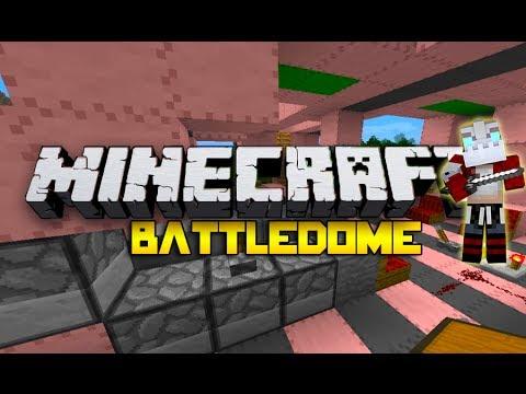Battledome AIRSHIPS MOD! w/Nooch & Friends! (Minecraft Modded PvP)