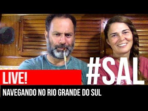 NAVEGANDO NO SUL I #SAL AO VIVO I O que nos marcou até agora