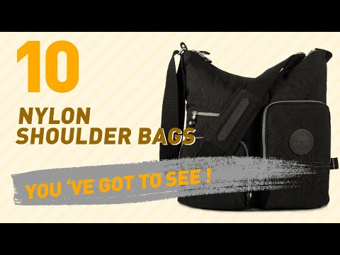 Nylon Shoulder Bags , Top 10 Collection // New & Popular 2017