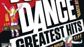 CGRundertow JUST DANCE: GREATEST HITS for Nintendo Wii Video Game Review
