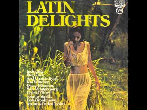 Pat Williams - The Look Of Love - Latin Delights Verve