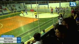 Borussia x Tah Falow e Exército x Vila Nova  12- 04- 2016