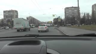 Автонакат - Круговое движение по новым законам.