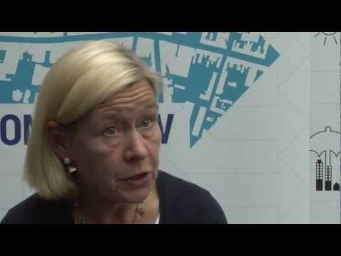 IFHP interview: Mayor of Gothenburg Anneli Hulthén, Sweden