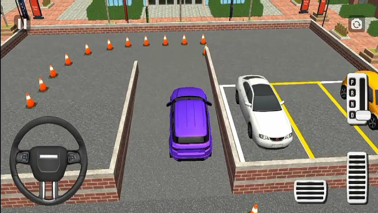 Parking Games - Play Parking Games on CrazyGames