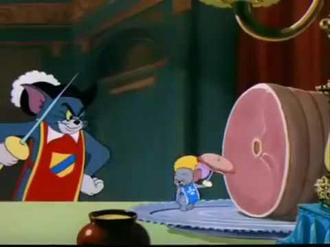 Tom & Jerry Alouette