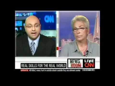 JD Hoye of National Academy Foundation on CNN's Chalk Talk