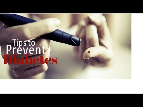 Tips To Prevent Diabetes