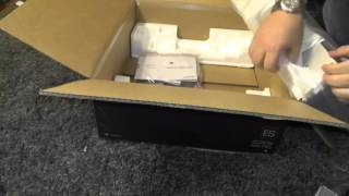 customer unboxing sony hap z1es high resolution music player   crutchfield video