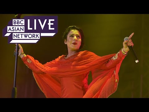 Jasmine Sandlas - Illegal Weapon (Asian Network Live 2018)