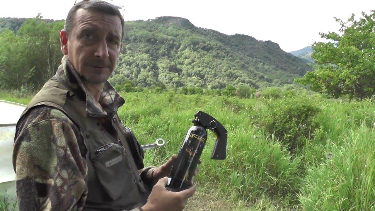 Перцовый газовый балончик из китая - YouTube