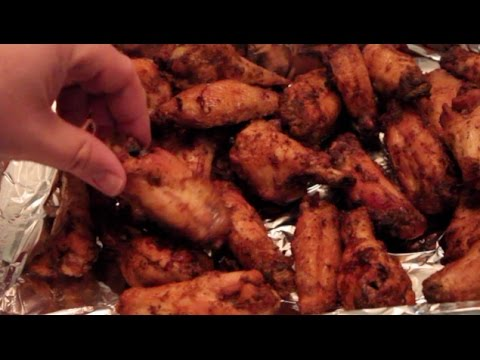 how to cook keto wings