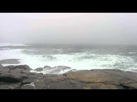 Peggy's Cove Nova Scotia Waves