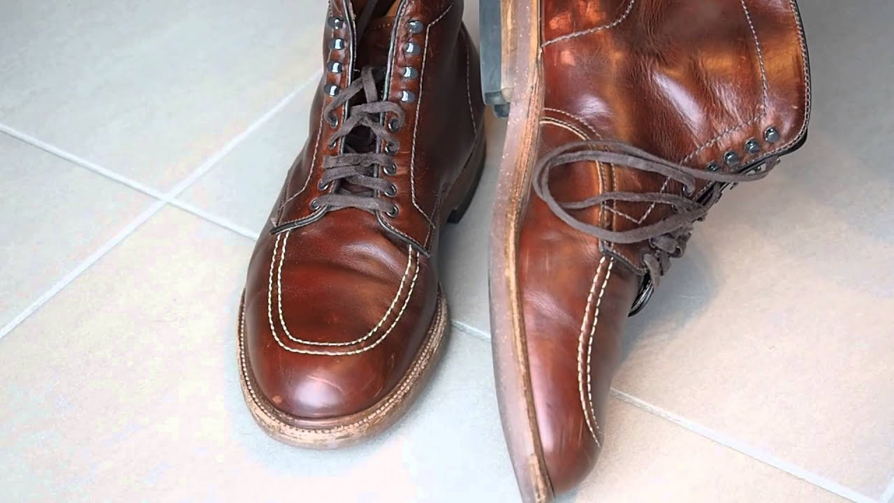 Alden Indy Shoes