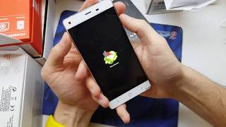 Hard Reset KIANO Elegance 5.0 📞 How to Remove and bypass pattern lock