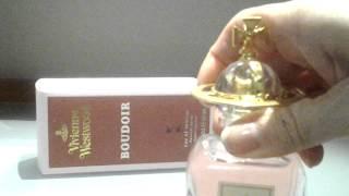 """Vivienne Westwood """" BOUDOIR"""" eau de parfum Thumbnail"""