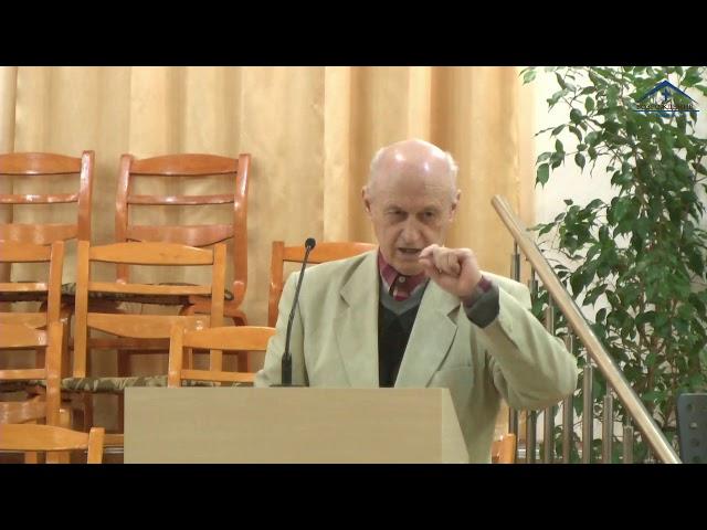 Испытание твердой веры /7 марта 2019/ Рудометкин П.С.