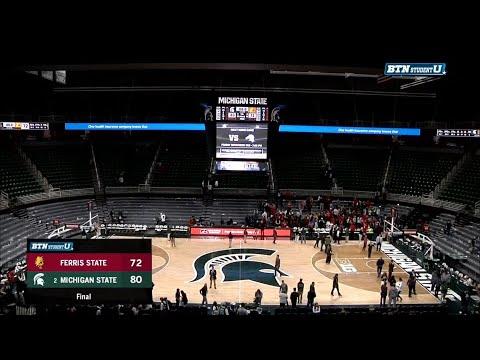 Ferris State at Michigan State - Men