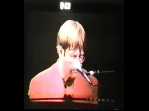 Elton John - Live at Madison Square Garden 17th of October 1995, Full Concert