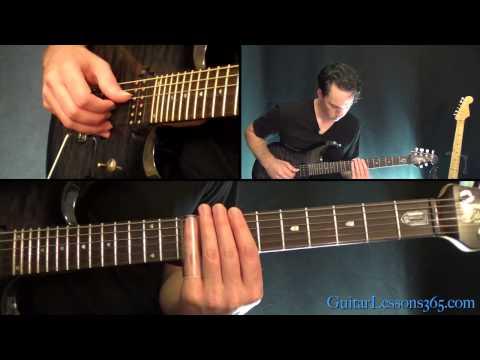 Free Bird Slide Guitar Solo Lesson  Lynyrd Skynyrd