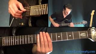 Free Bird Slide Guitar Solo Lesson - Lynyrd Skynyrd