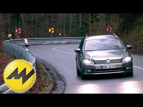 VW Passat Variant Familien-Kombi Im Test | Fahrbericht | Video | 2014