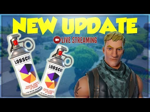 SMOKE GRENADE NEW UPDATE & MUCH MORE! (Subscribe To Join Our Lobby) - Fortnite Battle Royale