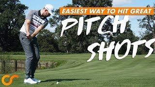 THE EASIEST WAY TΟ HIT GREAT PITCH SHOTS