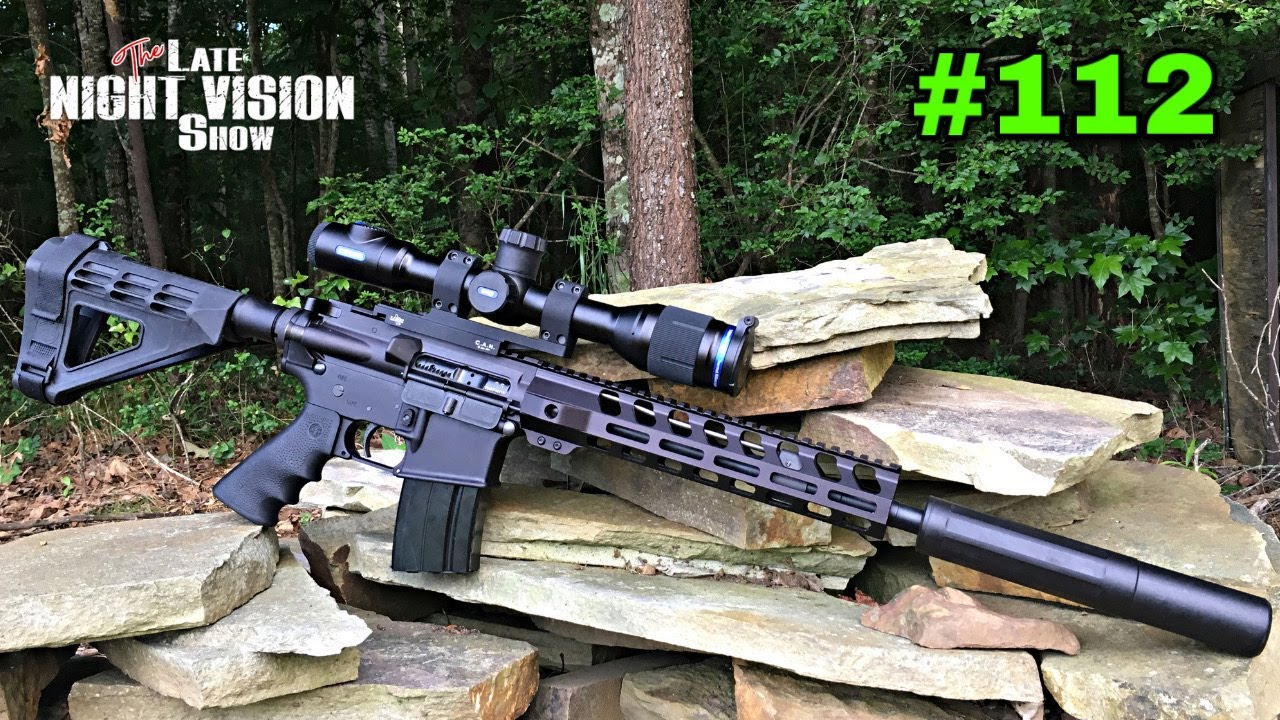 Ep. 112 | Pulsar Thermion XQ38 Sneak Peek | Suppressor Talk