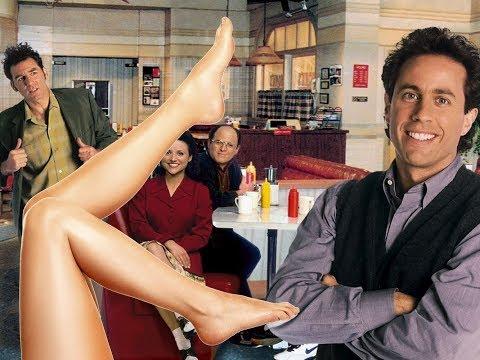 Sexiest Seinfeld Feet