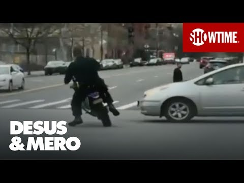 NYPD Officer Ain&39;t No Motocross Star  DESUS & MERO  SHOWTIME