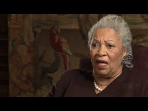Toni Morrison Discusses 'A Mercy'