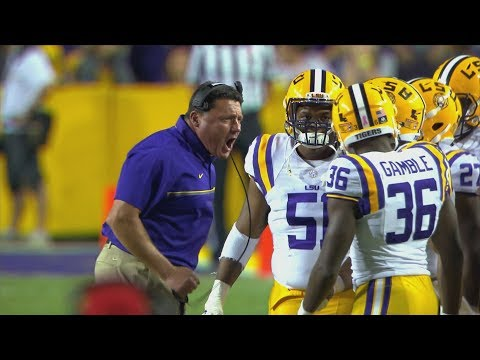 Ed Orgeron - The Strength of Bayou Blood