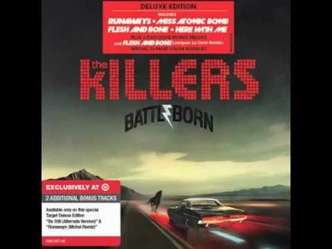 The Killers Runaways  (Michel remix)