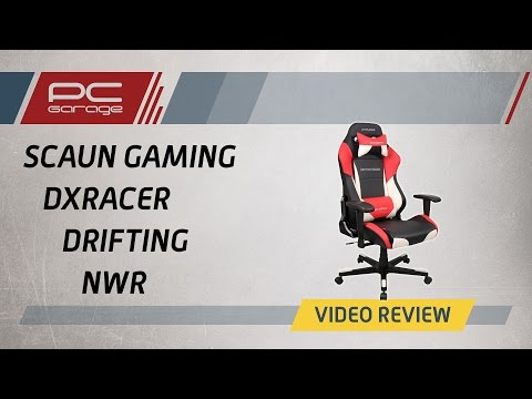 PC Garage – Video Review Scaun gaming DXRacer Drifting, NWR