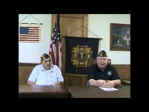 The requirements to join the VFW