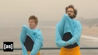 Let's Get Pumping | Tim and Eric Awesome Show, Great Job! | Adult Swim