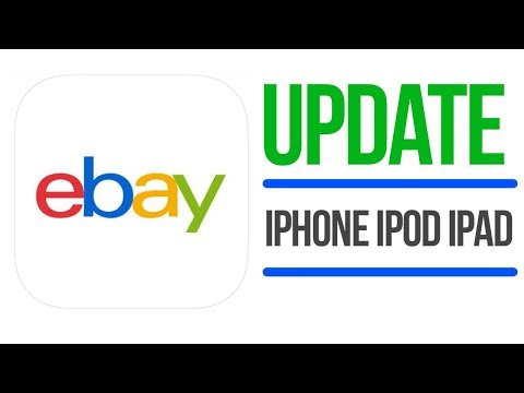 Update Ebay How To Update Ebay App In Iphone Ipad Ipod Youtube