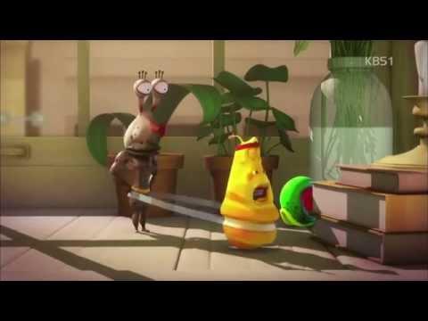 Cười vỡ dạ dày với hoạt hình Larva hai chú sâu tinh nghịch - timemart.vn -  YouTube