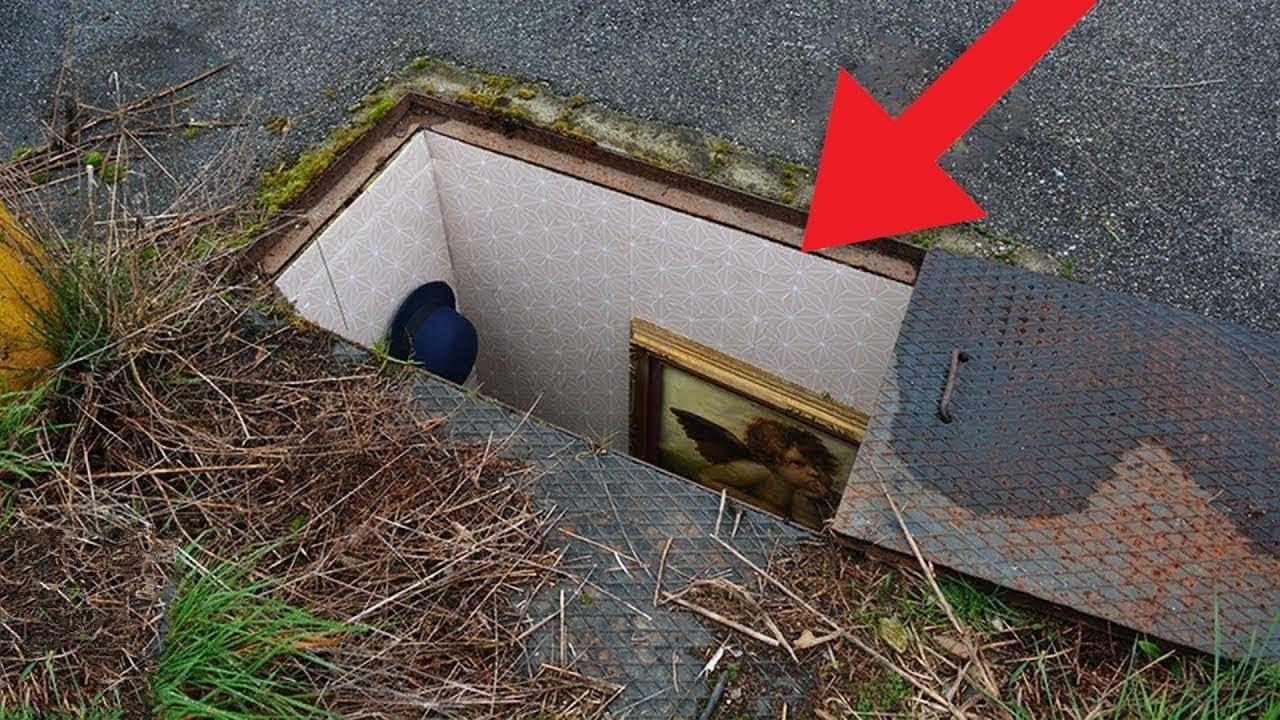 7 Quartos Secretos Encontrados Em Casas Youtube