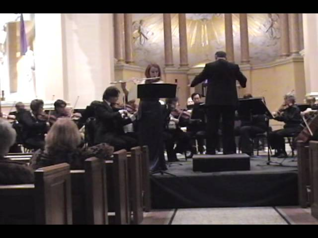 Mozart Concerto No. 1 in G Major, Allegro maestoso