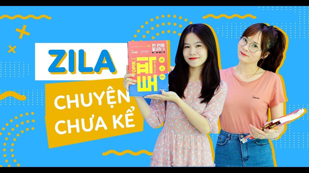 Du học Hàn Quốc cùng Zila - Chuyện chưa kể !!