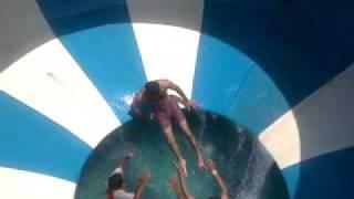 Lahori Munday (Twister slide sozo water Park Lahore)