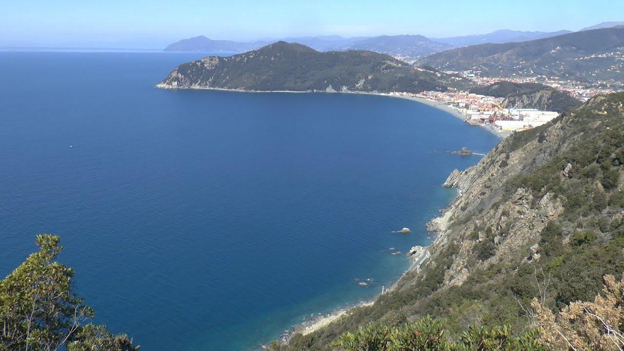 Da riva trigoso a moneglia percorrendo la macchia mediterranea hd youtube - La mediterranea ...