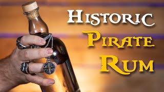 I Made A Hisтoric Pirate Rum At Home