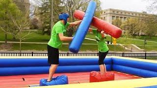 Big Ten Rentals Inflatables AD (Iowa City Rentals)