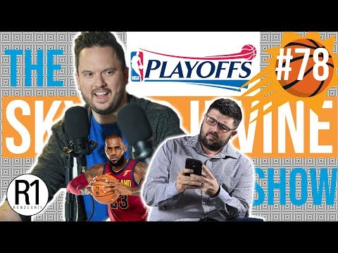 The Grim Future for Phoenix Suns Fans, NBA Playoffs & Who to Draft #1   ep 78 #theSKYLERIRVINEshow