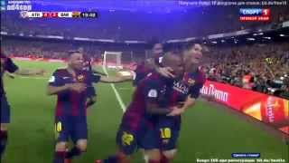 Video Gol Pertandingan Atletico Madrid vs Athletic Bilbao